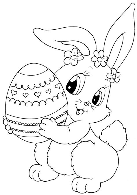 coloring pages of easter bunnies and eggs best 25 easter coloring pages ideas on easter