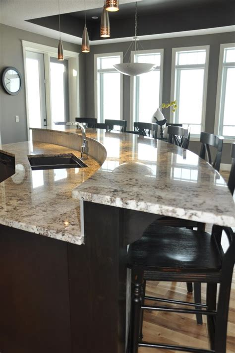 kitchen island ideas with bar best 25 quartz counter ideas on quartz