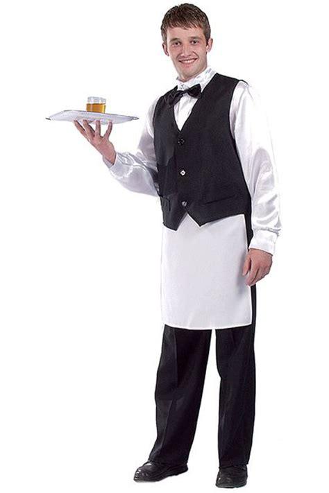 deguisement cuisine deguisement de serveur deguisement adulte homme tailles