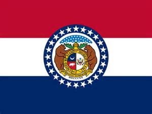 missouri state colors state flag of missouri usa american images