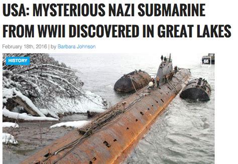 how close did german u boats get to america u boat found way too close