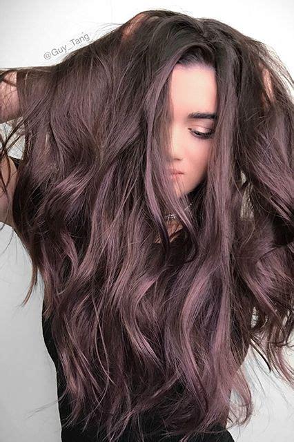 permanent purple hair dye ideas  pinterest