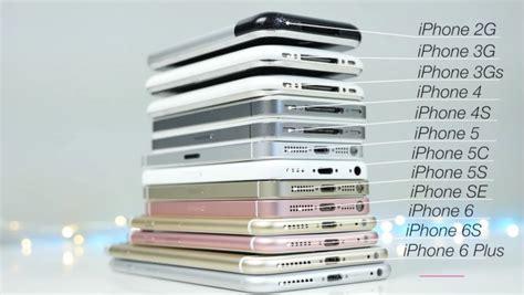 iphones afinal qual  modelo mais rapido