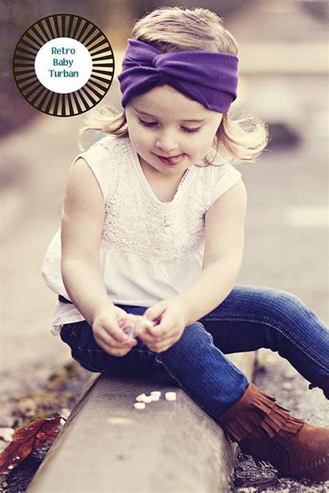 tutorial menjahit turban baby baby turban headband wrap baby girl pinterest