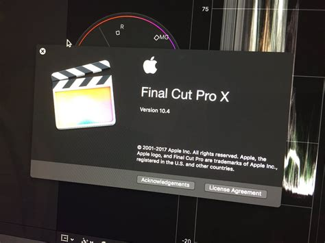 final cut pro versions compatibility apple s video editing suite final cut pro 10 4 announced
