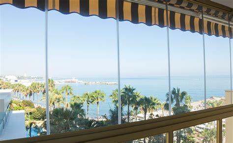 cortina de vidrio cortinas de vidrio para terrazas with cortinas de vidrio
