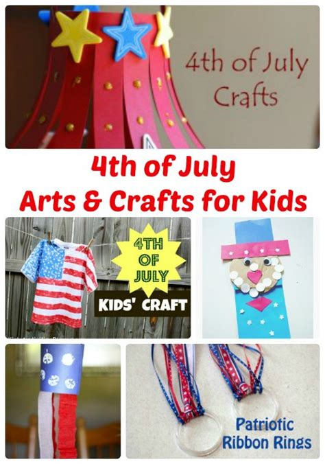 8 fun 4th of july crafts for kids things to make and do 35 patriotic 4th of july kid crafts activities