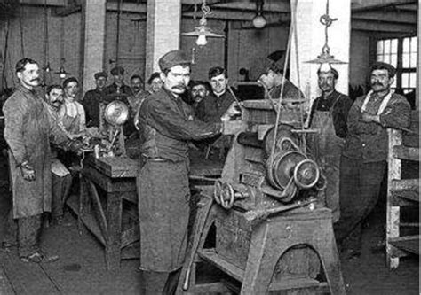the lives of the factory workers in the 19th century: how