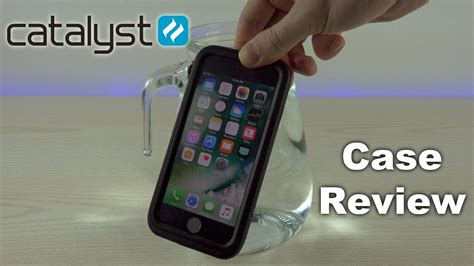 best waterproof for the iphone 7 catalyst waterproof iphone 7 review