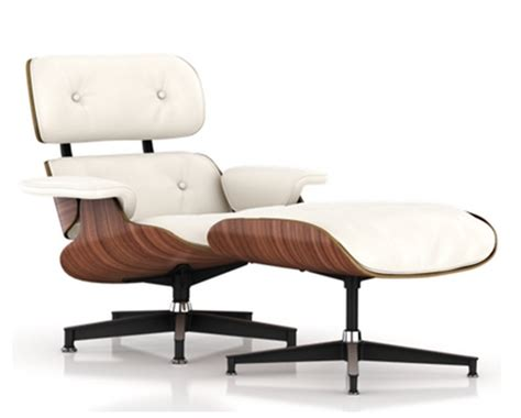 Eames Lounge Chair Copy by Herman Miller Eames Chair And Ottoman Copy Cat Chic
