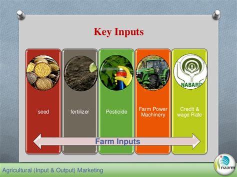Agri Input marketing