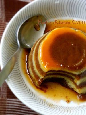 membuat puding hercules hesti s kitchen yummy for your tummy lapis custard karamel