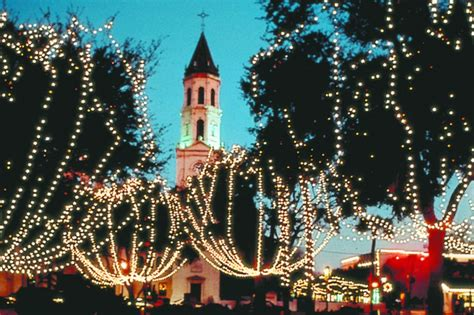 sparkling resilience st augustine s nights of lights