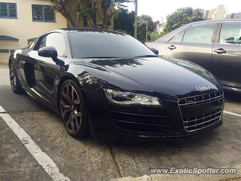 San Francisco Audi by Audi R8 Spotted In San Francisco California On 04 12 2016
