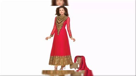 Ladie Dress salwar suits dress materials flipkart 2016