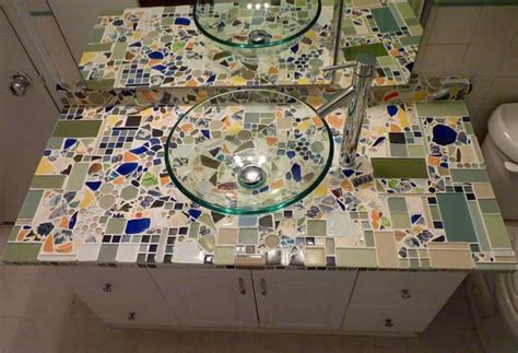 Stained Glass Countertops by Pin By Helen On Stained Glass Mosaics