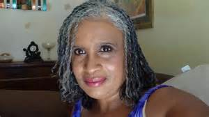 how to care for thinning silver hair two strand twist on natural gray silver hair youtube