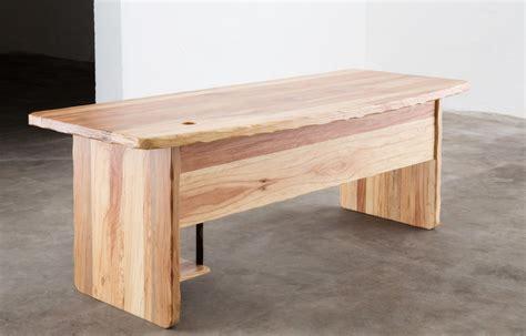 scrivania legno massiccio emejing scrivania legno massello pictures