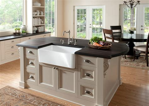 sink in kitchen island new blanco farm sink for contemporary kitchens