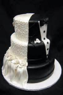 a collection of unique wedding cakes