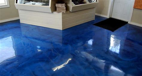 Metallic Epoxy Flooring Kit ? Home Ideas Collection