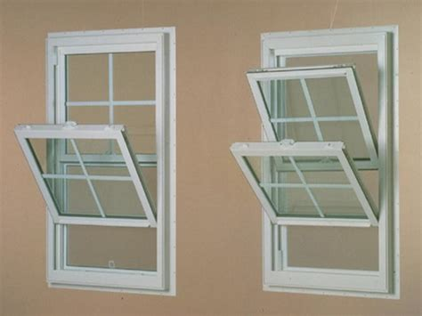 double hung window what is a double hung window vs single