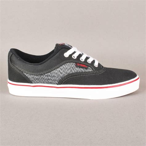 skate shoes vans vans mirada skate shoes independent black vans