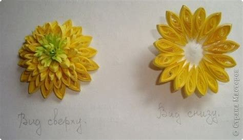 quilling chrysanthemum tutorial 15 best quilled places images on pinterest paper