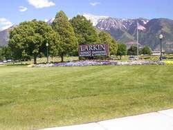Sunset Gardens Cemetery by Larkin Sunset Gardens Cemetery In Utah Find A