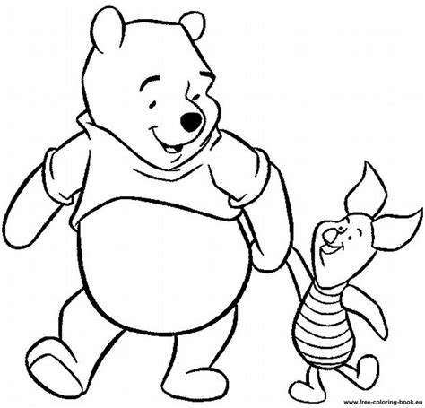 coloring pages winnie the pooh page 2 printable
