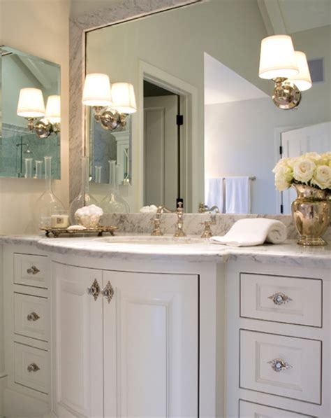bathroom vanity hardware curved bathroom vanity traditional bathroom jennifer davis interior design