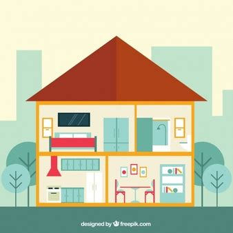 flat house interior design interior vectors photos and psd files free download
