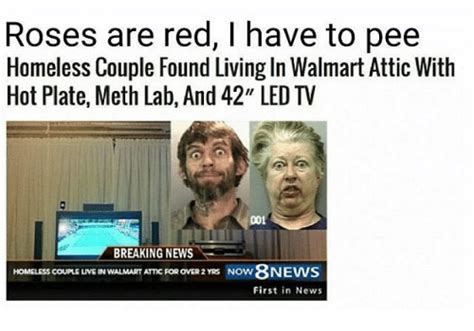 living in the attic of walmart roses are i to homeless found living