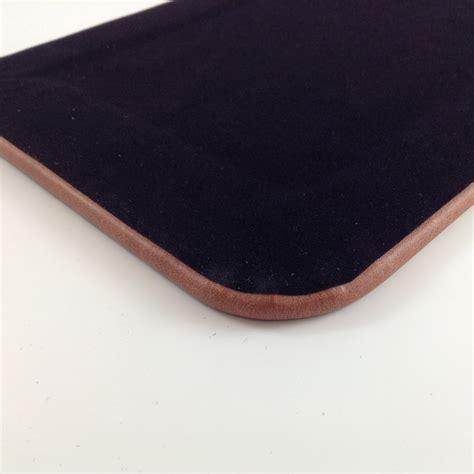 red leather desk pad dark red vintage leather desk pad distressed genuine