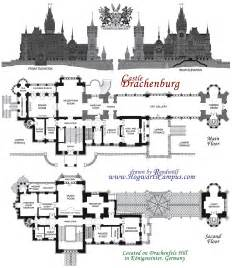 drachenburg castle floor plan minecraft pinterest search hogwarts and chang e 3