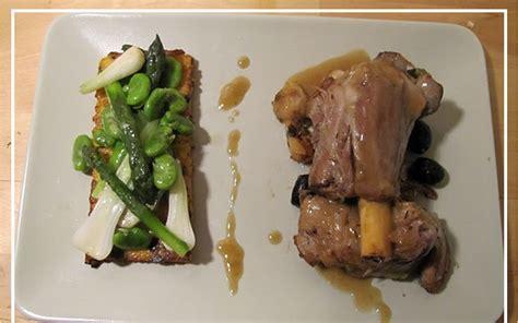 comment cuisiner une 駱aule d agneau les bonnes choses souris d agneau saveurs m 233 ridionales