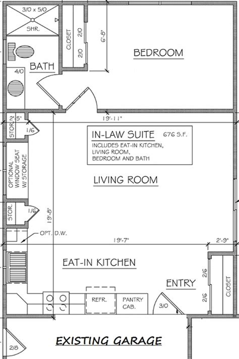mother in law suite floor plans small mother in law suite floor plans