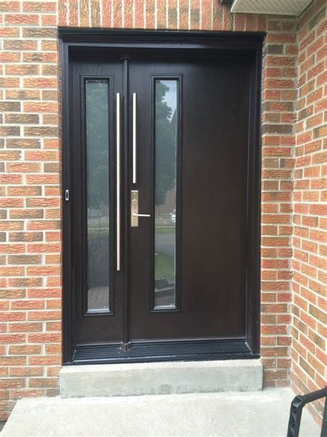 Fibre Glass Door by Fiberglass Doors Entry Doors Toronto 416 887 9391