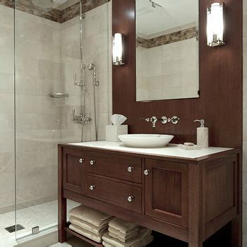 chocolate brown bathroom chocolate brown cabinets contemporary bathroom doryn