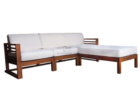wooden settee designs modern teak wood sofa set furnitureteams com