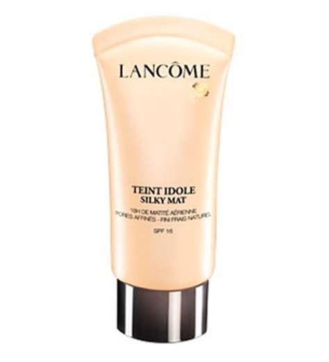 Lancome Teint Idole Silky Mat Foundation foundations for skin no7 beautifully matte