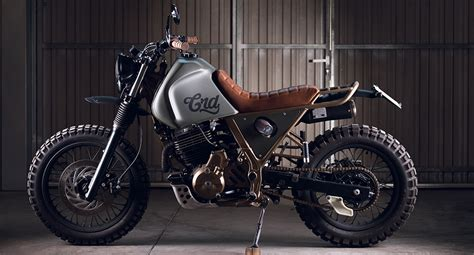 Honda Nx650 by Crd62 Cafe Racer Honda Nx 650 Dominator By Cafe Racer Dreams
