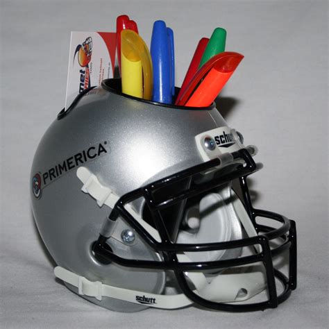 Primerica Background Check Helmet Memories Custom Mini Helmets