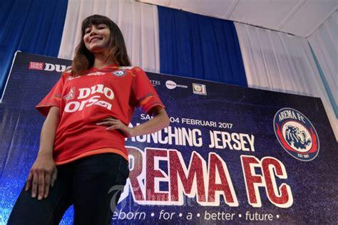 Jersey Arema Fc arema fc launching jersey baru foto 3 1687404