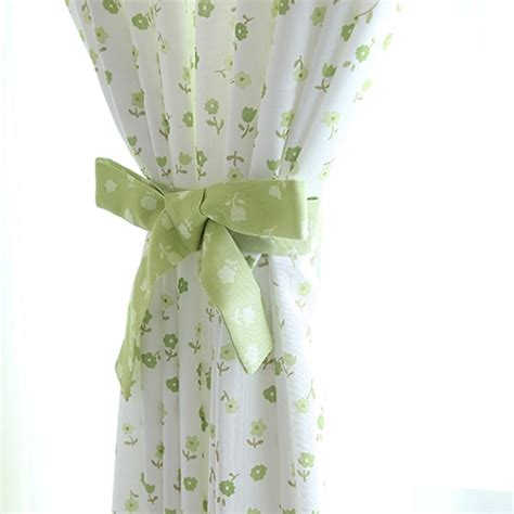 Curtains Green And White Amazing Green And White Eco Friendly Country Floral Curtains