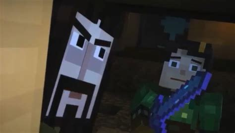 minecraft story mode enchanted sword rigs