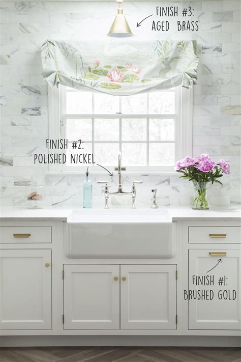 mixing metals in the bathroom 101 chris loves julia caitlin wilson design 101 mixing metal finishes
