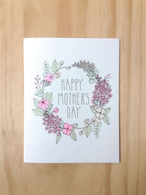 mothers day cards ideas 15 beautiful handmade mother s day cards diy ready