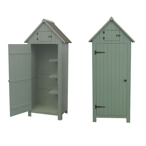 Sentry Shed by Putty Grey Sentry Shed Buy At Qd Stores