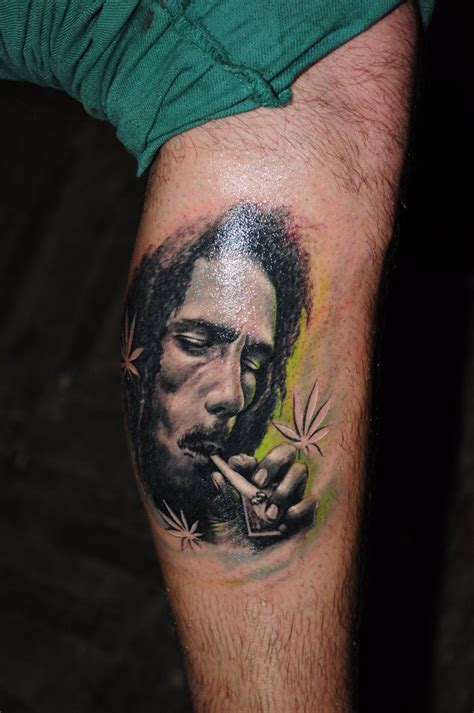bob marley tattoos bob marley by edizaed on deviantart